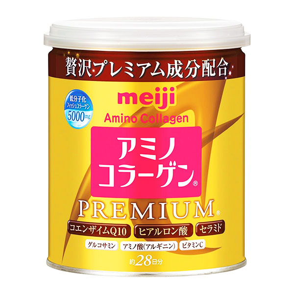 Коллаген Meiji Amino Collagen